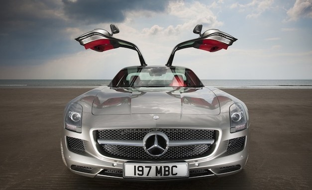 Report: A Mercedes-Benz SLS AMG successor is confirmed, but quite a ways away