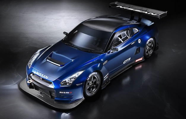 2012 Nissan GT-R NISMO GT3