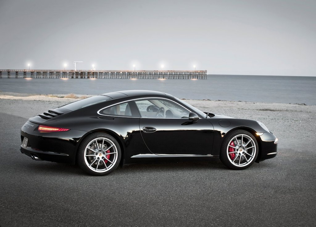 2012 porsche 911 991 carrera s side rear profile egmcartech. Black Bedroom Furniture Sets. Home Design Ideas
