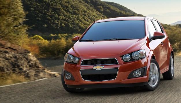 2012 Chevrolet Sonic