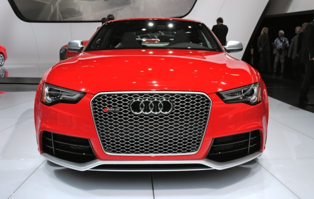 2012 Detroit 2013 Audi Rs5 Lands In The United States
