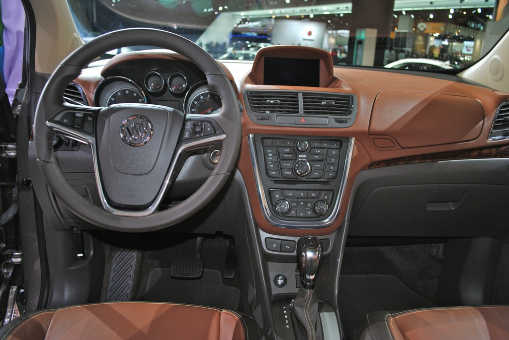 2012 Detroit 2013 Buick Encore Egmcartech