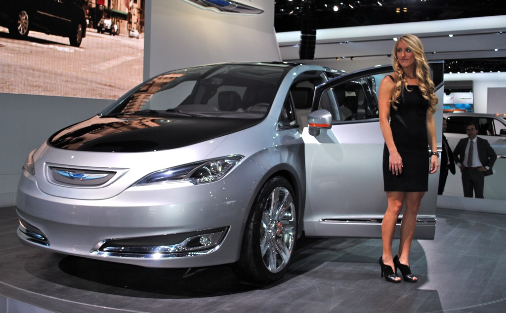 2012 Detroit Chrysler 700c Concept Egmcartech