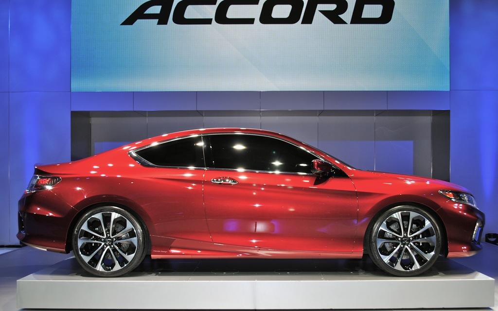 2012 Detroit: Honda Accord Coupe Concept - egmCarTech