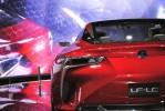 2012 Detroit: Lexus LF-LC Concept