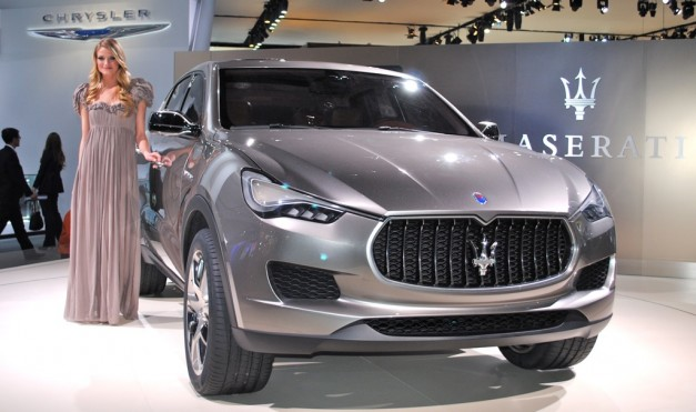 report maserati working on compact crossover egmcartech egmcartechreport maserati working. Black Bedroom Furniture Sets. Home Design Ideas