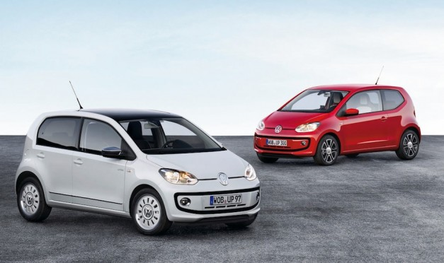 2013 Volkswagen Up Four Door