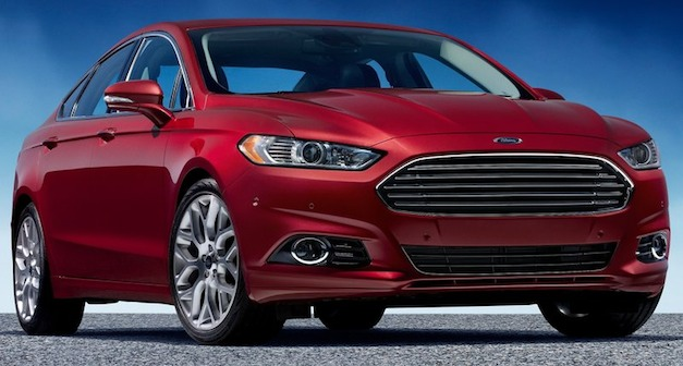 Ford expects 2013 Fusion to bring in profits without dethroning Toyota Camry
