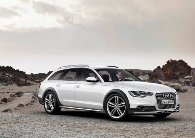 Report: Audi A9 to be all-new flagship as an Allroad sedan crossover