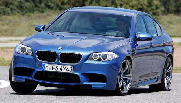 2013 BMW M5 to get 6-speed manual in the United States