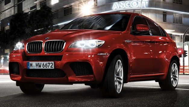 2013 BMW X6 M gets some design changes for the new model year