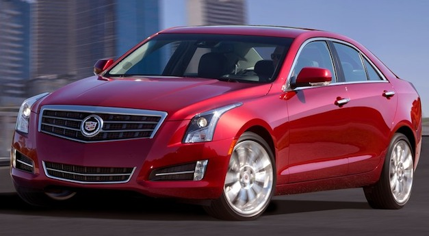 Report: Cadillac considering two-seat roadster based on the 2013 ATS