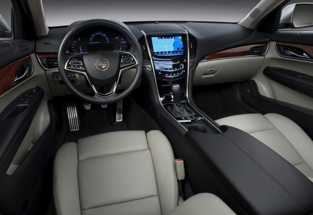2013 Cadillac ATS