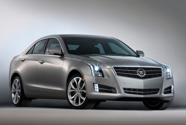 Report: Cadillac ATS Coupe and ATS-V are definitely in the works, just not sure when