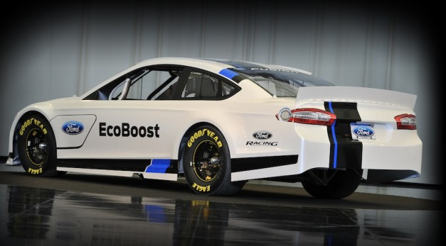 2013 Ford Fusion NASCAR Sprint Cup Car