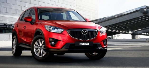 2013mazdacx5 c f 627x288 Report: Mazda wants to cut curb weight by 220lbs for every model redesign in future