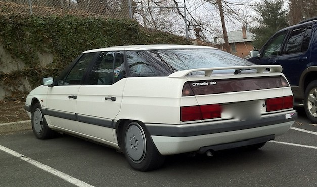 Citroen XM Randomly Spotted: What is a Citroen XM and why is it in America?