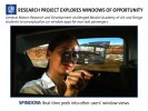 GM Spindow Window App