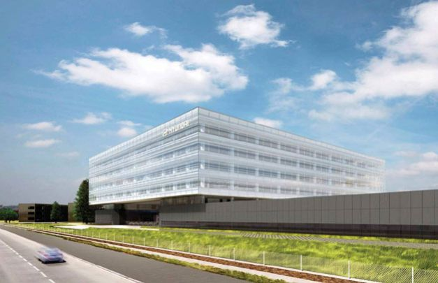 Hyundai Headquarters Rendering