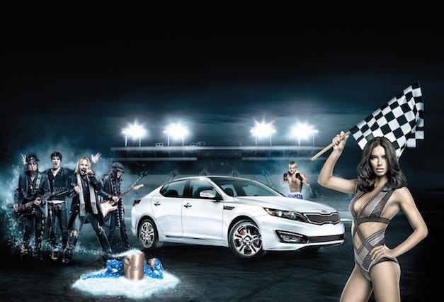Kia Super Bowl Ad Spot 2012