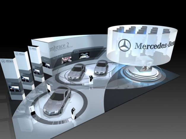Mercedes Benz CES