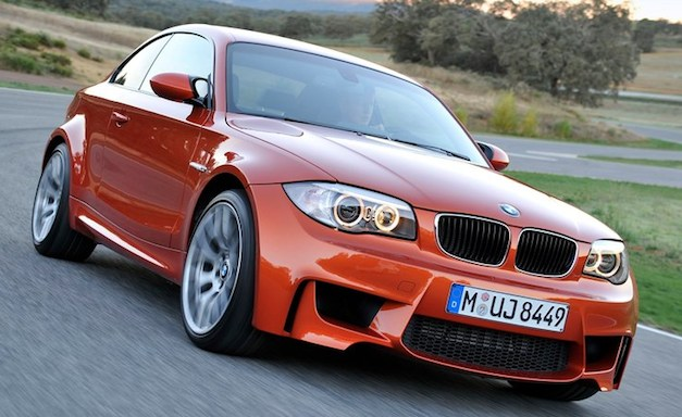 Richard Hammond names BMW 1-Series M Coupe his car of the year