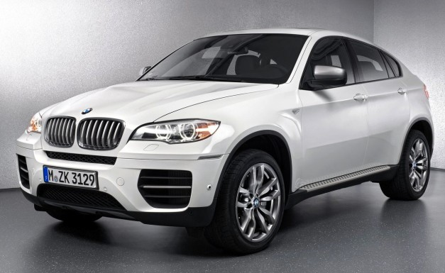 2013 BWM X6 M50d and BMW X5 M50d revealed, performance crossover diesels are here