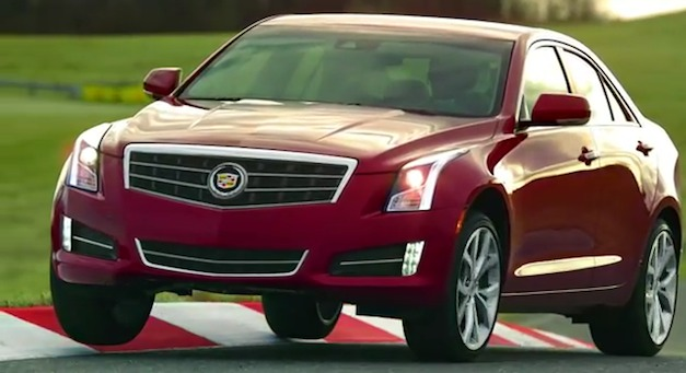 2013 Cadillac ATS Super Bowl Commercial