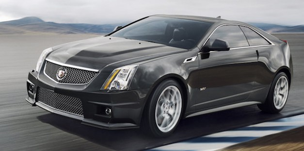 cadillacctsvcoupe Report: Cadillac to offer right hand drive CTS V in the UK