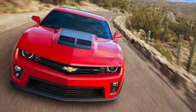 Chevrolet Camaro ZL1 chief says it will outperform Ford Shelby GT500