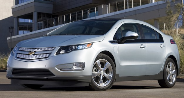 Report: State of California to get its own Chevrolet Volt version