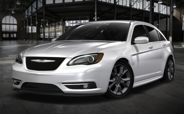 Mopar adds some spice to the Chrysler 200 with Super S package