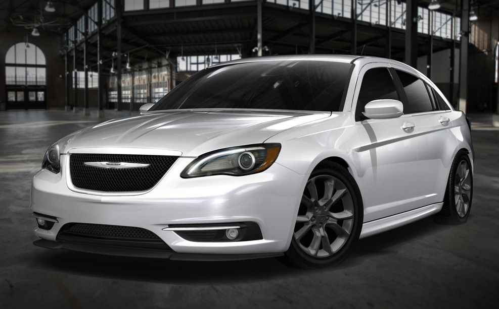 Chrysler 200 Super S by Mopar