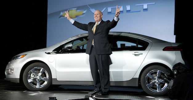 GM CEO to testify in front of U.S. House panel regarding Volt fire