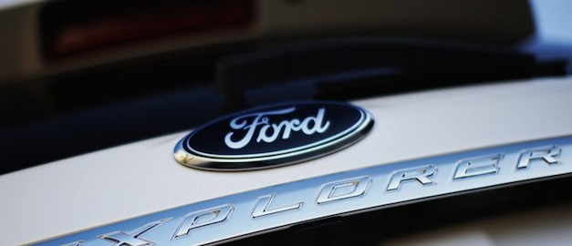 Ford Explorer Logo
