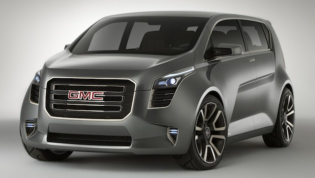 GMC Granite Concept