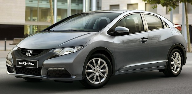 2012 Honda Civic Euro