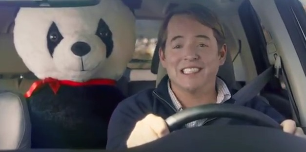 2012 Honda CR-V Super Bowl XLVI Commercial