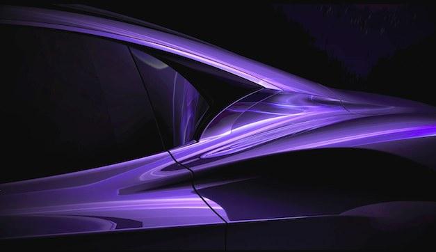 Infiniti 2012 Geneva Concept
