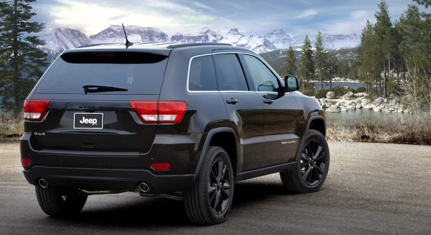 blacked out jeep grand cherokee concept egmcartech egmcartech. Black Bedroom Furniture Sets. Home Design Ideas