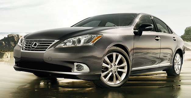 lexus es 2011 b Report: Next Lexus ES will be the Buick LaCrosse 'laughable'