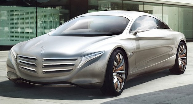 mercedes f125 concept b Mercedes E Superlight cuts almost half a ton off E Class' weight