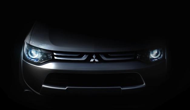 Mitsubishi Geneva Teaser