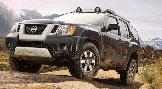 Nissan Xterra to keep going as body-on-frame SUV, Pathfinder becomes ...