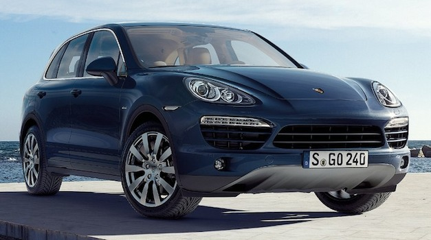 Porsche Confirms Cayenne Diesel For Cajun Suv For