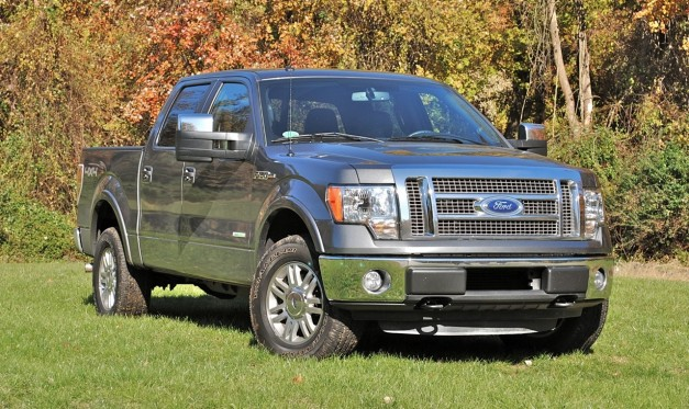 Review: 2012 Ford F150 EcoBoost surprises with performance and efficiency