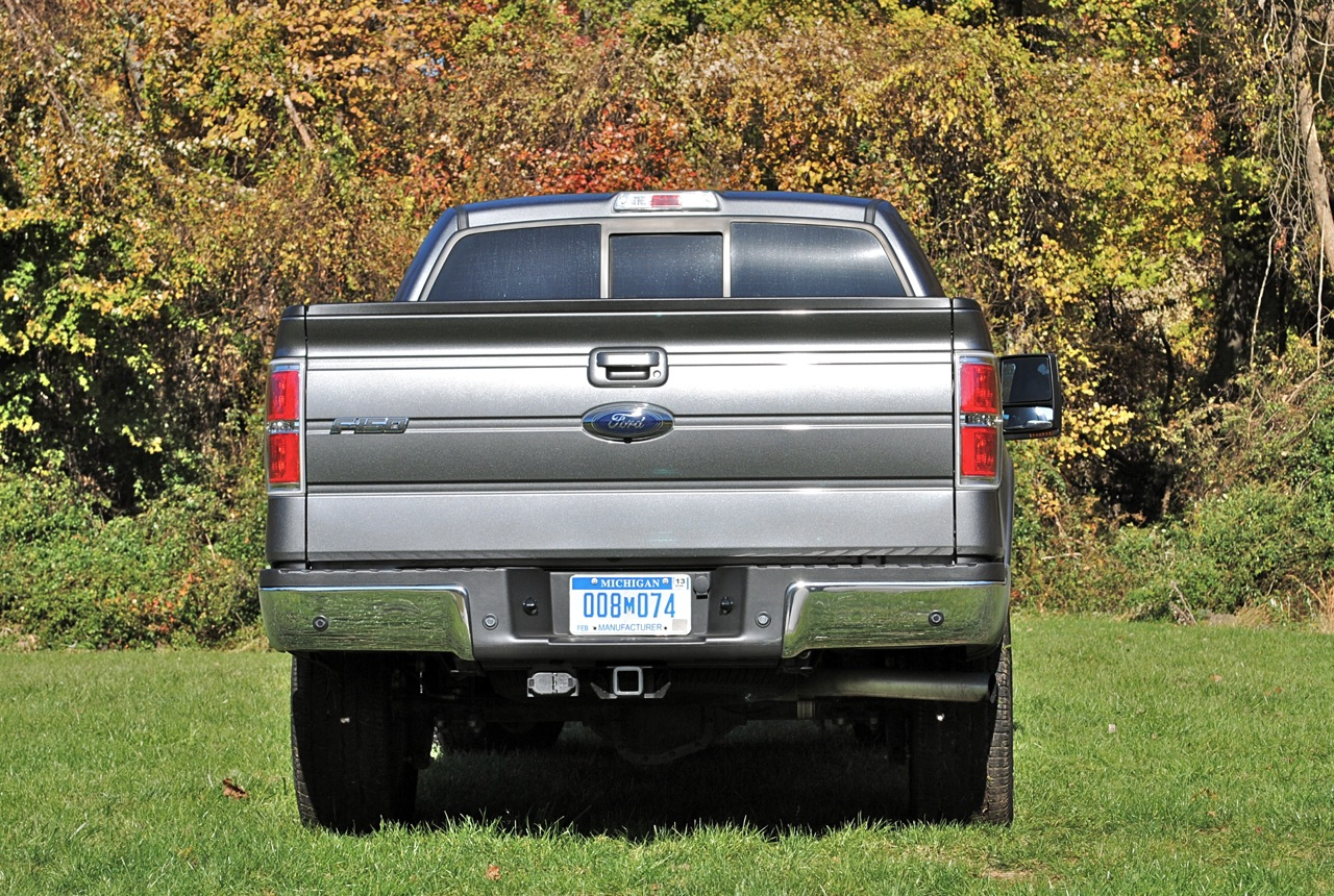 review 2012 ford f150 ecoboost egmcartech. Cars Review. Best American Auto & Cars Review
