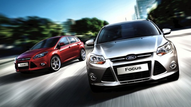 Ford Focus on track to pass 20,000 sales mark in Feb. 2012