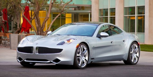 Report: Fisker Automotive lays off some workers after DOE loan rework