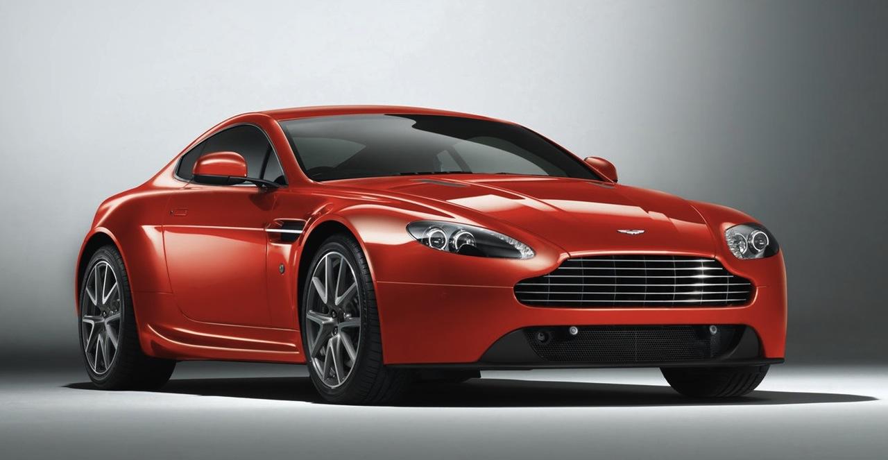 2012 Aston Martin Vantage V8 Vantage